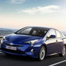 Toyota Prius sempre più green I nuovi aggiornamenti