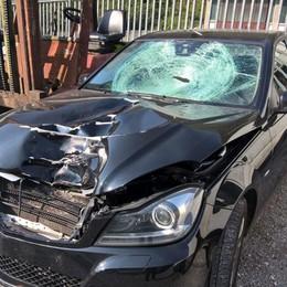 Zogno, travolta da auto muore a 54 anni Arrestato l'investitore: omicidio stradale