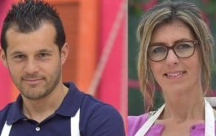 Bake Off parla bergamasco Carlo e Rosalind nei top 8
