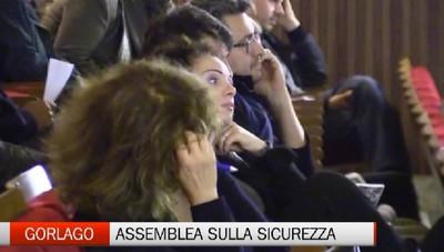 Gorlago, assemblea sulla sicurezza
