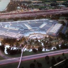 Il più grande shopping center d'Europa Percassi al lavoro dai primi mesi del 2018