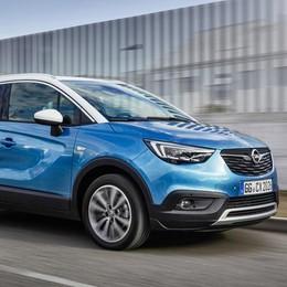 Opel Crossland X ora disponibile anche a Gpl