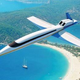 Primi test per il «figlio del Concorde» Da Londra a New York in sole tre ore