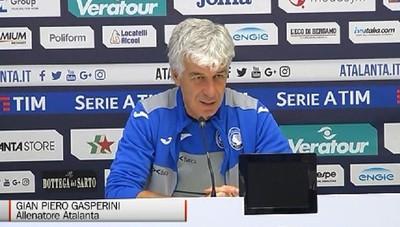 Sampdoria-Atalanta, la vigilia di Gasperini