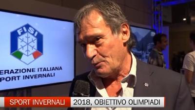 Sci, ad Alta Quota anche il presidente nazionale FISI Roda