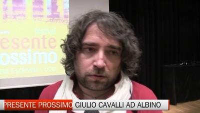 Albino. Giulio Cavalli inaugura la decima edizione di PresenteProssimo