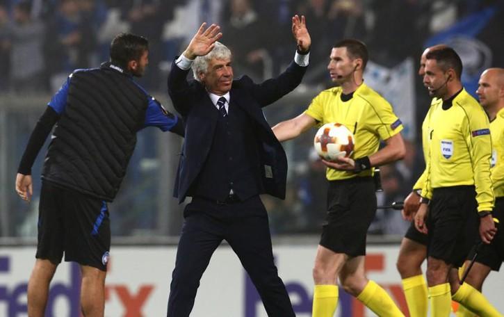 Gasperini: «In Europa oltre le previsioni Adesso però attenzione al campionato»