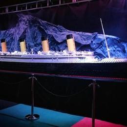 Il Titanic affonda (di nuovo) Ma è di Lego. E c'entrano due bambini