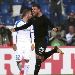 L'Atalanta spreca, sbanda e poi vince Battuto l'Apollon 3-1: è sempre prima