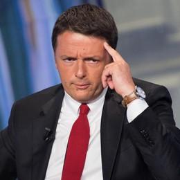 Picconate a Visco L'azzardo di Renzi