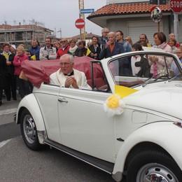 Nuovi parroci in quattro comunità Una domenica di festa e preghiera