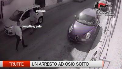 Truffatori da copione, quattro arresti da Palermo a Osio Sotto