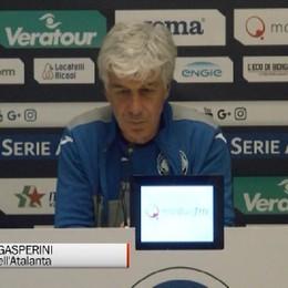 Gasperini: all'Atalanta serve più rabbia in campionato