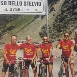 L'infarto non frena la passione di Daniele A 82 anni in montagna con la bici e gli sci