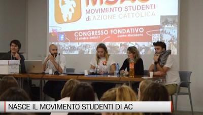 Nasce a Bergamo il Movimento Stuidenti di Azione Cattolica