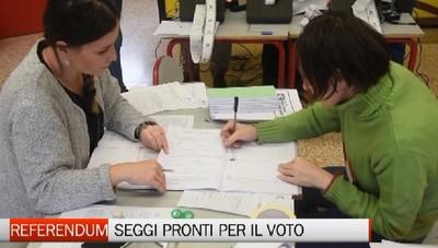 Referendum: il voto dietro le quinte