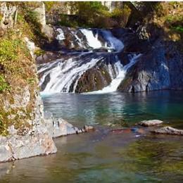 Un altro viaggio nel blu Tuffiamoci nel lago di Carona