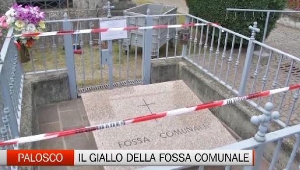 Cimitero di Palosco: il mistero della fossa comunale