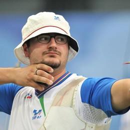 Italia mondiale nel tiro con l'arco Battuta la Francia, medaglia d'oro