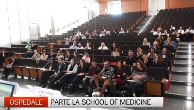 Futuri medici, in lingua inglese  Al via il corso universitario