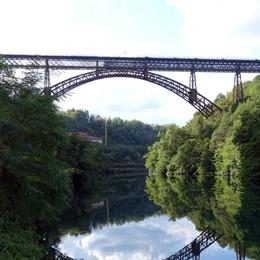 Anche Calusco d'Adda punta all'Unesco Candidato il ponte ad arco sul fiume