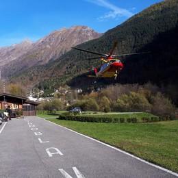 Incidente in montagna sul pizzo Coca Escursionista precipita e muore