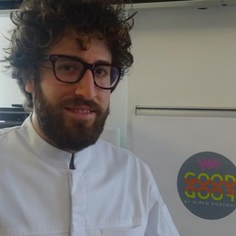 Mirko Ronzoni torna a Hell's Kitchen  Da vincitore a sous-chef (ancora)