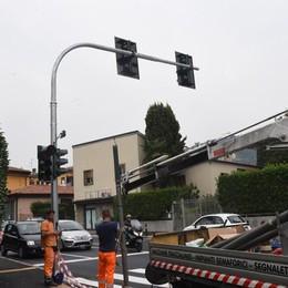 Pontesecco, chiuso il cantiere Due corsie da e per Bergamo