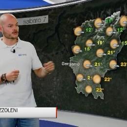 Meteo - Le previsioni per il week-end