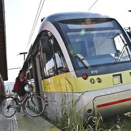 Tram delle valli a  Vertova Il progetto ora cammina