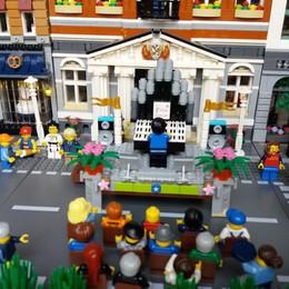 Via Pignolo e i mattoncini Lego Weekend tutto da... costruire