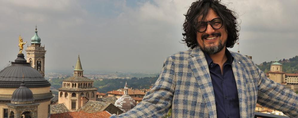 Aspettando «4 Ristoranti» a Bergamo Chef Borghese sbarca a Milano