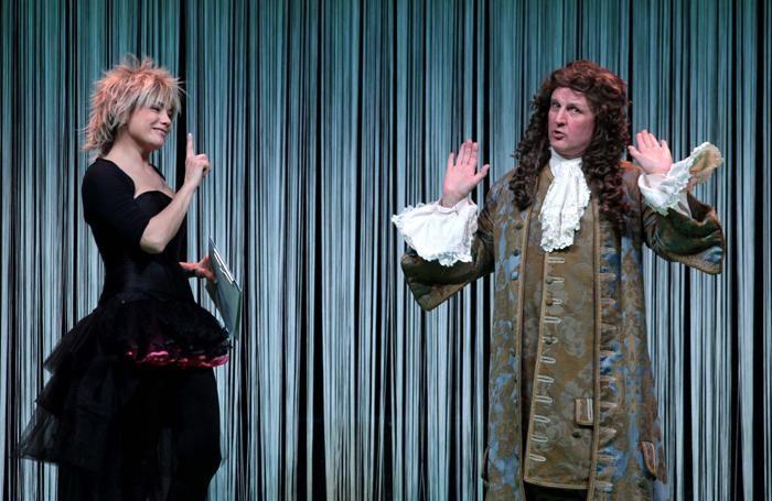 Nembro Paolo Hendel Molière, a sua insaputa FotoRossetti Nembro Paolo Hendel Molière, a sua insaputaFotoRossetti