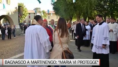 Bagnasco a Martinengo,  Maria vi protegge