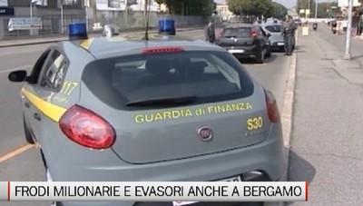 Frode fiscale in Valcamonica. Fra gli evasori anche aziende bergamasche