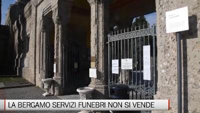 La Bergamo Servizi Funebri non si vende