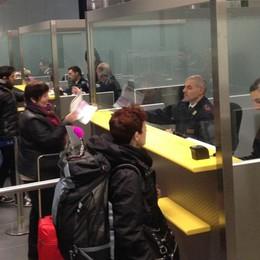Oltre 38 mila euro nascosti in valigia Passeggero multato a Orio al Serio