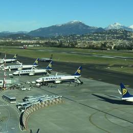 L'aeroporto macina record di  passeggeri Nel 2017 abbatterà soglia dei 12 milioni