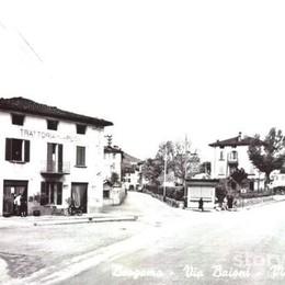 Via Baioni, la pesa e la trattoria Un tuffo nella città anni Cinquanta