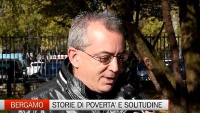 Sergio e Mario, storie di nuove povertà  Quando la vita cambia all'improvviso