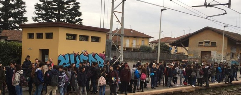 Gori treni ora di cambiare registro sorte iniziata - Treno milano porta garibaldi bergamo ...