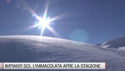La stagione dello sci bussa alle porte  All'Immacolata si apre (anche prima)