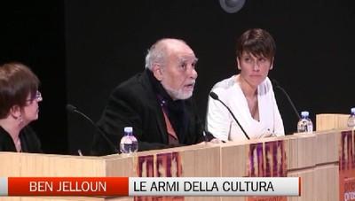 Tahar Ben Jelloun a Nembro: Dobbiamo essere audaci: usiamo le armi della cultura