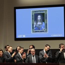 Un Leonardo venduto a 450 milioni    È l'opera più cara della storia