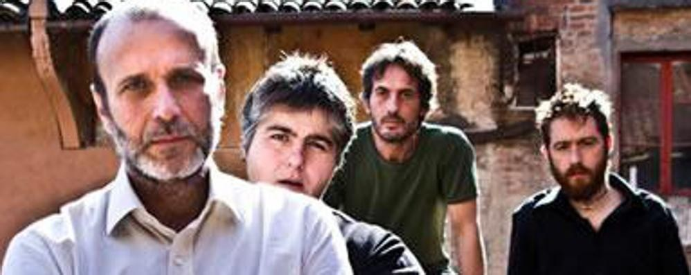I Massimo Volume a Bergamo