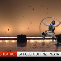Teatro Creberg, la stagione di Prosa  si apre con la poesia di «Per te»