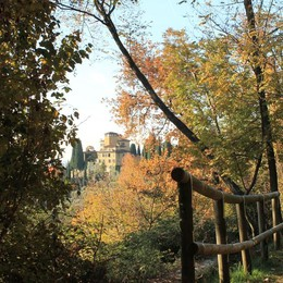 Panorama autunnale