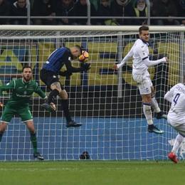 Atalanta sconfitta dall'Inter 2 a 0   Doppietta di Icardi «gela» i neroazzurri