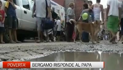 Giornata dei Poveri - Bergamo risponde a Papa Francesco