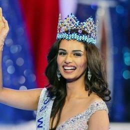 Ha 20 anni, è indiana e studia medicina Manushi è la nuova Miss Mondo